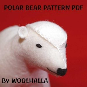Polar Bear Pattern PDF WHP204