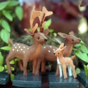 DEER FAMILY PATTERN PDF PDP101