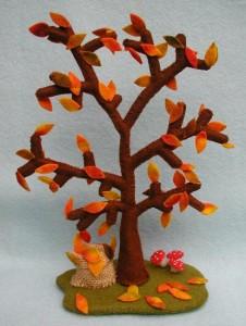 AUTUMN TREE KIT PPK302