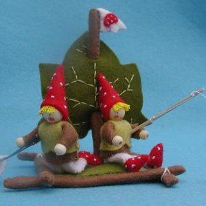 GNOME FISHING KIT PPK604
