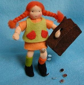 PIPPI LONGSTOCKING KIT PPK816