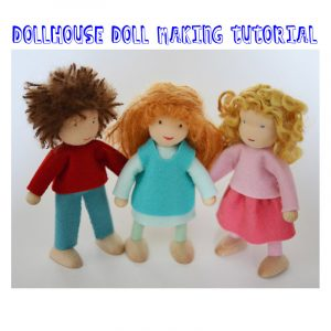 Dollhouse Doll Making Tutorial PDF WHP102