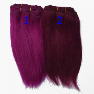 MOHAIR WEFT- Straight MWS900