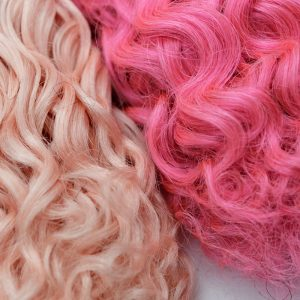 MOHAIR WEFT- Wavy MWW400