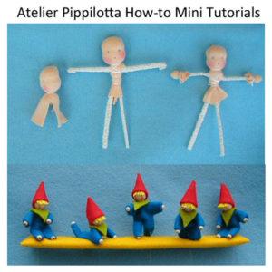 Atelier Pipplotta's How-to Mini Tutorials