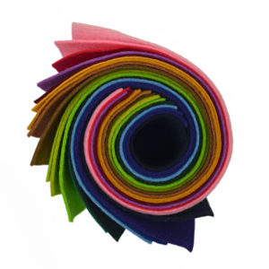 More 100% Wool Felt Colours available!