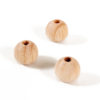 8 mm wood beads unfinished