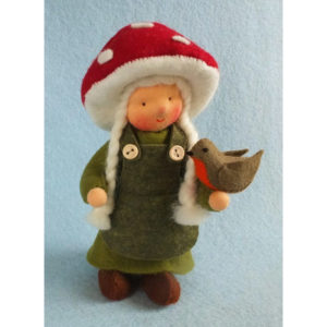 FOREST GNOME WOMAN KIT PPK306
