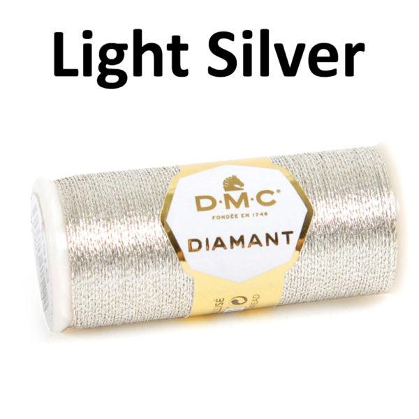 Light Silver Metallic DMC