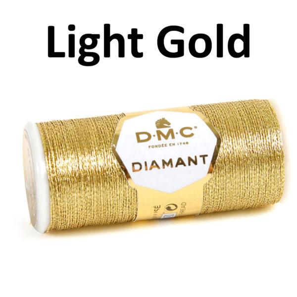 Light Gold Metallic DMC