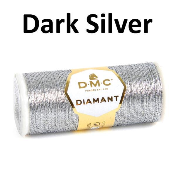 Dark Silver Metallic DMC