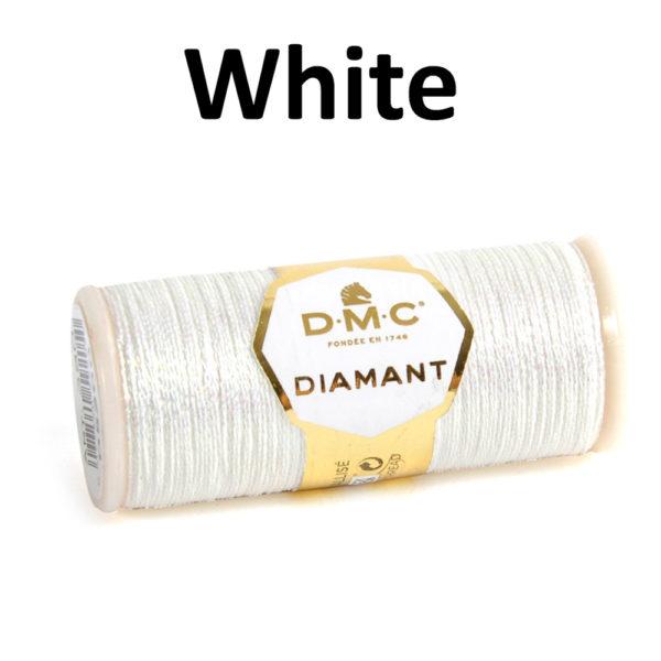 White Metallic DMC