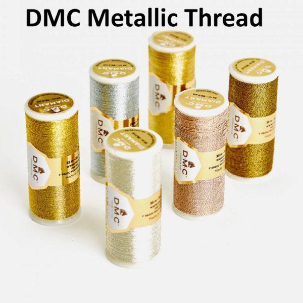 DMC Diamant Metallic Thread