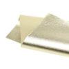 Light Gold Metallic Wool Felt