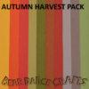 Autumn Fall Felt
