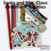 Santa and Mrs. Claus kit