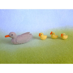 DUCK AND DUCKLINGS KIT PPK839
